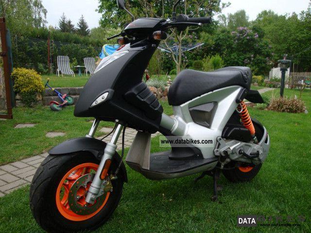 2001 Gilera  C30 Motorcycle Scooter photo