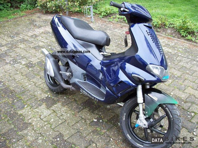 1997 Gilera  Runner Motorcycle Lightweight Motorcycle/Motorbike photo