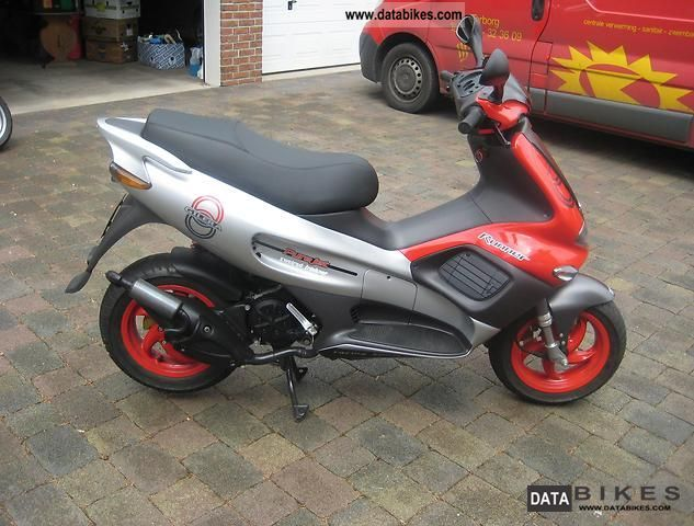 2003 Gilera  Runner type C36 Motorcycle Scooter photo