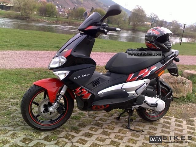2008 Gilera  Runner 50 SP as New Org * 530km Motorcycle Scooter photo