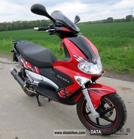 2007 Gilera  Runner VXR ST 200 with SBK exhaust Leovince Motorcycle Scooter photo