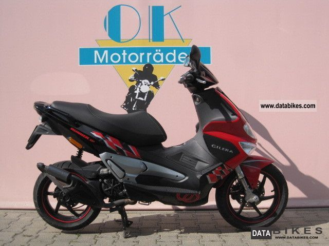 2007 Gilera  RUNNER 50 Motorcycle Scooter photo