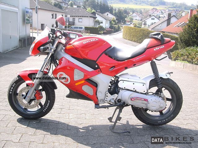 Gilera  Dna top condition and replacement 2005 Scooter photo