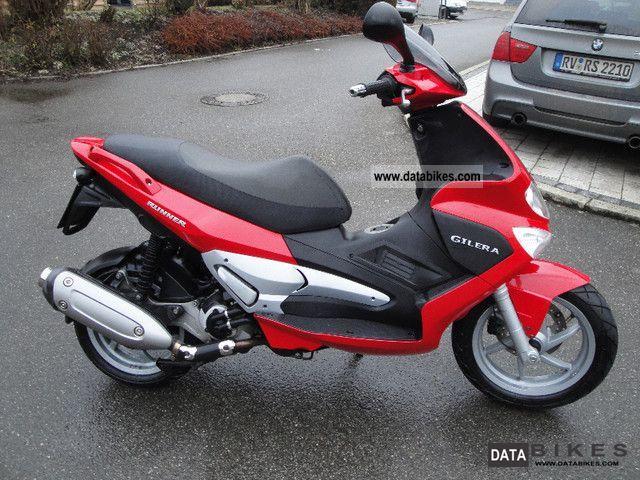 2006 Gilera  Runner Motorcycle Lightweight Motorcycle/Motorbike photo