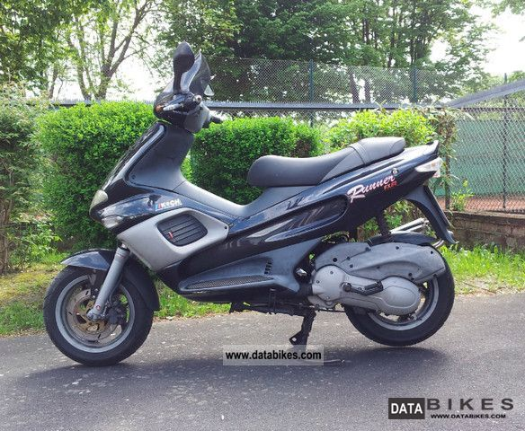 1998 gilera runner 125 fx dd sp 2 stroke in the super suit. Black Bedroom Furniture Sets. Home Design Ideas