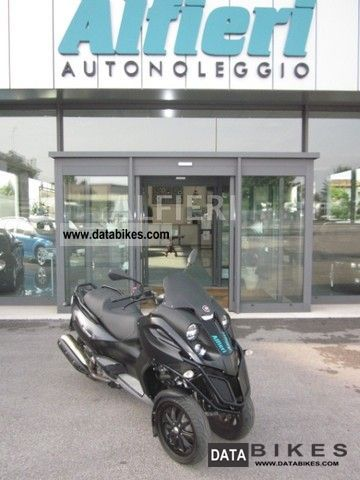 2007 Gilera  Fuoco 500 Motorcycle Scooter photo