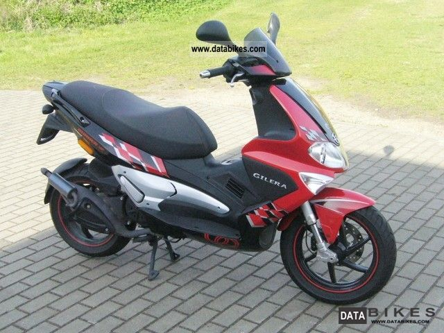Gilera  Runner50SP in great condition! 2007 Scooter photo