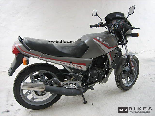 Gilera  RV 200 1985 Motorcycle photo