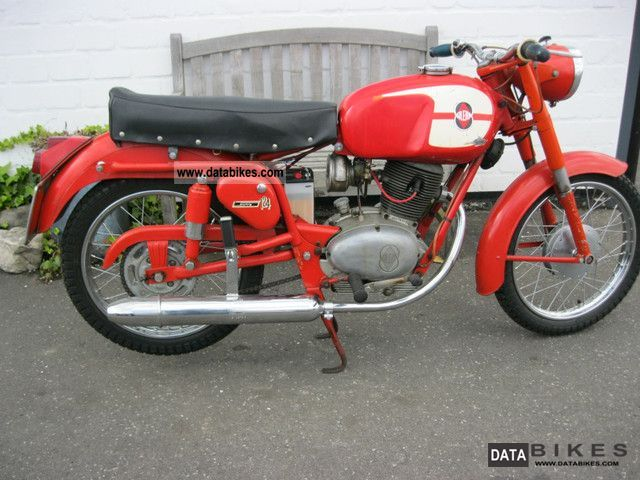 Gilera  124 125 extra 1969 Vintage, Classic and Old Bikes photo