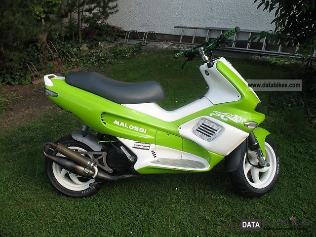 2002 Gilera  Runner 50 SP Motorcycle Scooter photo