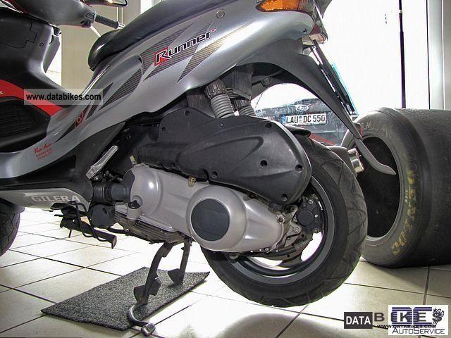 Drive Belt 200 CC Gilera VXR 200 Runner 2006