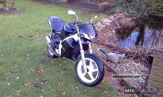 2002 Gilera  DNA C27 49 cm ³ Motorcycle Scooter photo