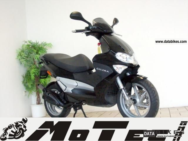 2006 Gilera  Runner 50 ST - only 6700 KM! - Motorcycle Scooter photo