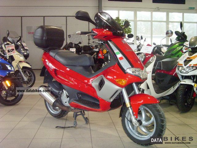 1999 Gilera  Runner FX 125 - NM Motorcycle Scooter photo