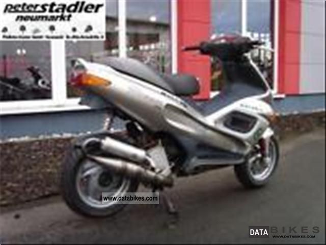 2005 Gilera  Runner FX 180 Malossi Race - NM Motorcycle Scooter photo