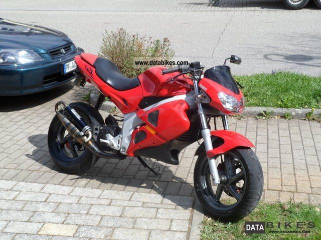 2000 Gilera  DNA 50 Motorcycle Scooter photo