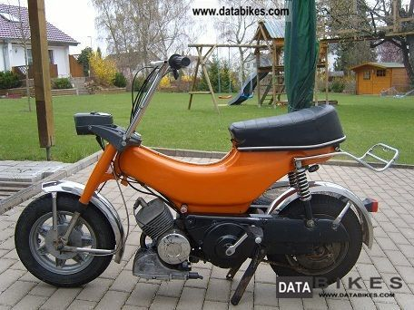 Gilera  Mars City Bike 25 1977 Vintage, Classic and Old Bikes photo