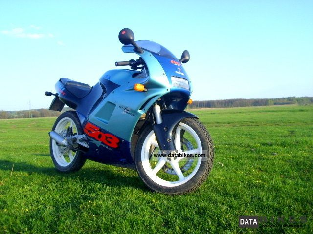 1993 Gilera  Gilera Motorcycle Lightweight Motorcycle/Motorbike photo