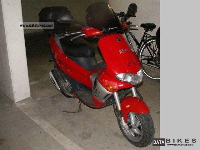 Gilera  Piaggio Runner 180 FXR 1999 Scooter photo