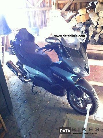 2007 Gilera  Nexus500 with warranty Motorcycle Scooter photo