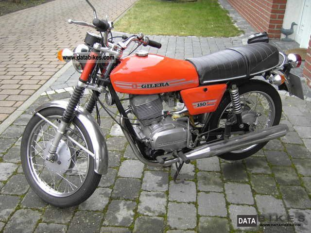Gilera  150 Strada 1975 Vintage, Classic and Old Bikes photo