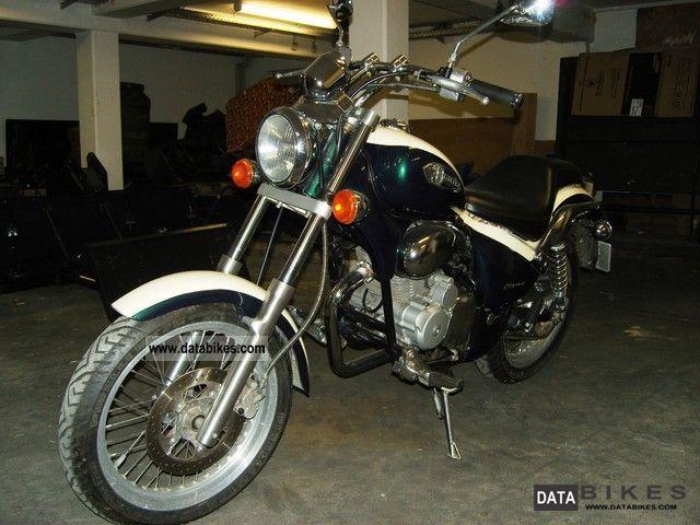 2000 Gilera  coguar Motorcycle Chopper/Cruiser photo
