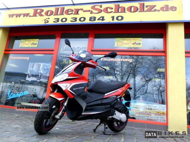 2008 Gilera  Runner 50 Pure Jet nationwide delivery Motorcycle Scooter photo