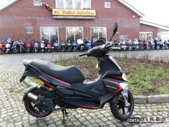 2010 Gilera  Runner 50 PJ nationwide delivery Motorcycle Scooter photo
