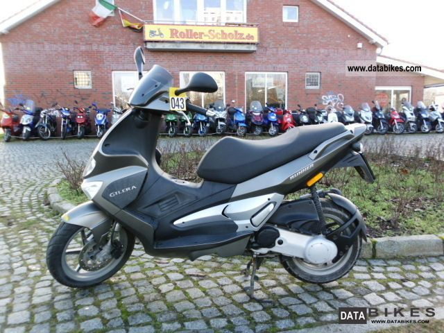 2007 Gilera  Runner 50 PJ nationwide delivery Motorcycle Scooter photo