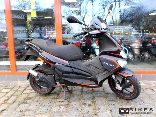 2009 Gilera  Runner 50 Pure Jet nationwide delivery Motorcycle Scooter photo