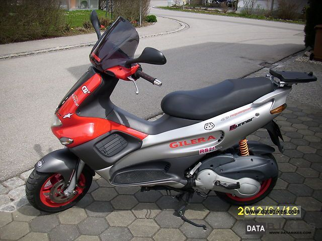 2002 gilera runner 125 fx dd sp model special. Black Bedroom Furniture Sets. Home Design Ideas