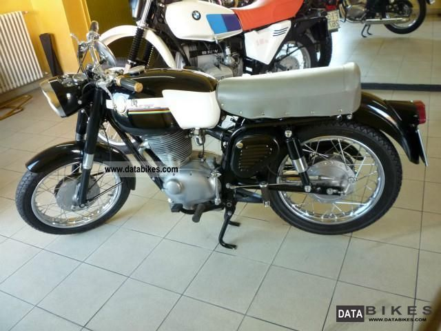 Gilera  Others 175 SUPER 1967 Vintage, Classic and Old Bikes photo