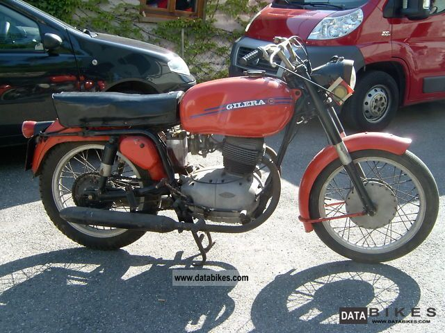 Gilera  300 B 1959 Vintage, Classic and Old Bikes photo