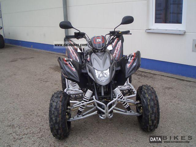 2011 GOES  G 350 S Motorcycle Quad photo