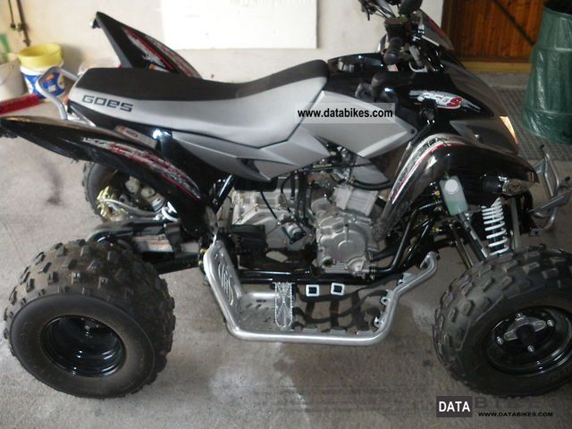 2011 GOES  350 S QUAD Motorcycle Quad photo