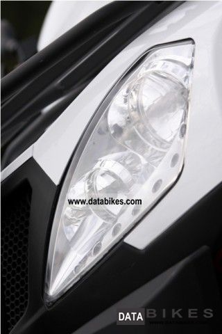 2011 Goes G525 G525 Max Led Daytime Running Lights