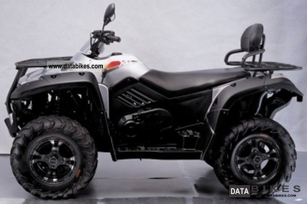 2011 GOES  625 or CF-MOTO X6 Motorcycle Quad photo