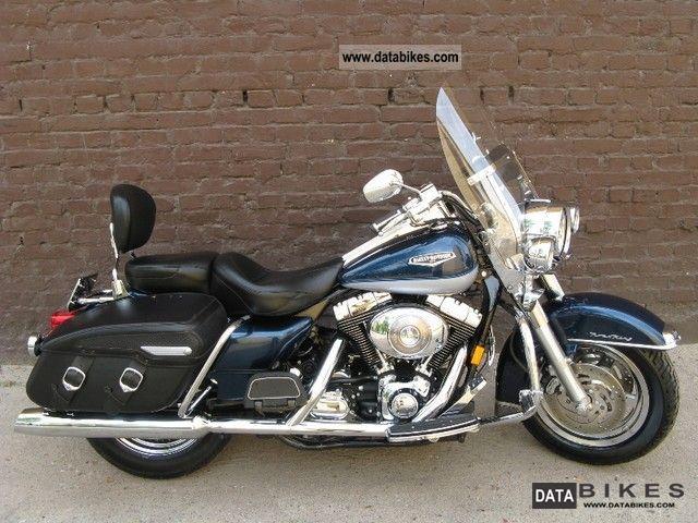 2003 Harley Davidson  1450 Road King FLHRCI Motorcycle Chopper/Cruiser photo