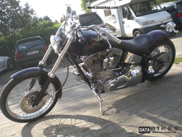 2005 Harley Davidson  Costum bike Costum Chrome Motorcycle Chopper/Cruiser photo
