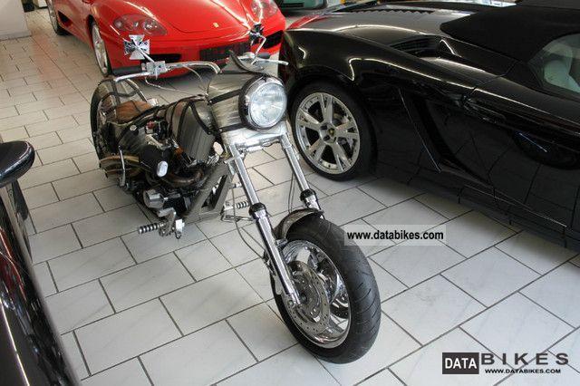 2003 Harley Davidson  Terminator III Motorcycle Chopper/Cruiser photo