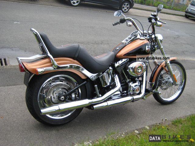 2009 Harley Davidson FXSTCI Softail Custom 105th Annyversary