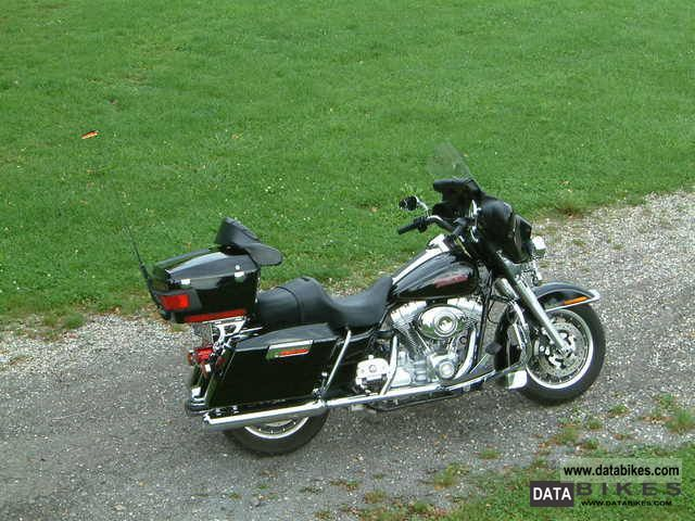 2008 Harley Davidson  Electra Glide Standard Motorcycle Tourer photo