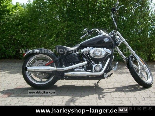 Harley Davidson  FXCWC Rocker C 2008 Chopper/Cruiser photo