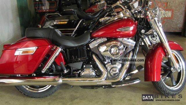 2012 Harley Davidson  Switchback Motorcycle Chopper/Cruiser photo