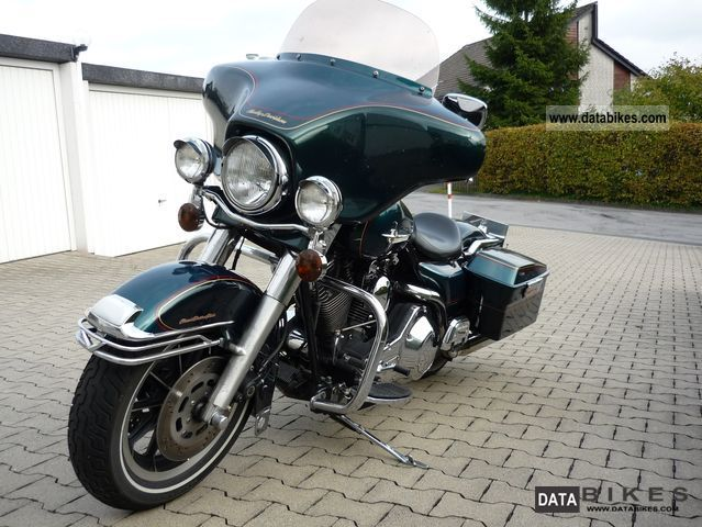 1993 Harley Davidson  E-Glide Motorcycle Tourer photo