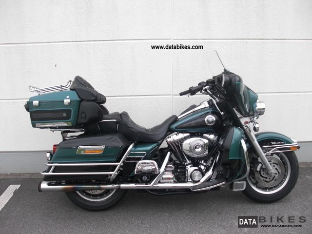 2000 Harley Davidson  * Electra Glide Ultra Classic FLHTCUI * Motorcycle Tourer photo