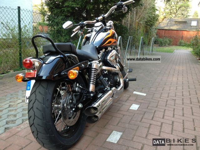 2012 Harley Davidson  FXDWG Dyna Wide Glide ABS 2012 Motorcycle Chopper/Cruiser photo