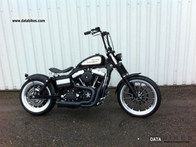 2011 harley davidson street bob bobber. Black Bedroom Furniture Sets. Home Design Ideas