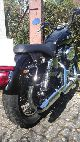 2009 Harley Davidson  XL1200L Sportster 1200 Low Vivid Black Motorcycle Chopper/Cruiser photo 4