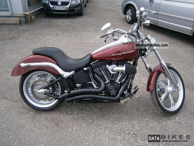 Harley Davidson Softail Deuce Owners Manual